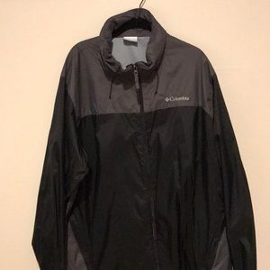 Columbia Windbreaker/Shell
